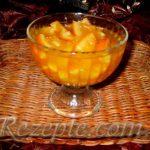 Варенье апельсиновое