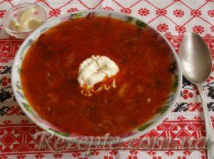 Борщ Украинский (2 рецепта)