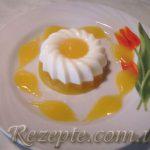 Десерт творожно-персиковый
