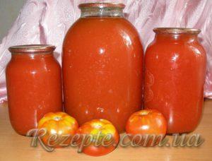 Консервированный томатный сок