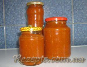 Консервированный кетчуп