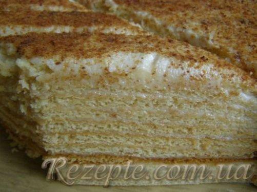 Торт Медовик рецепт №2