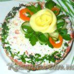 Салат из баклажанов БАКЛАЖАНОВЫЙ РАЙ