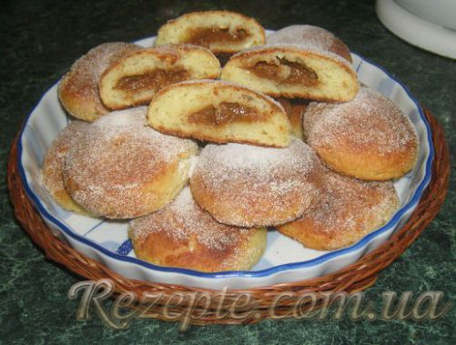 Сырники со сгущенкой из духовки