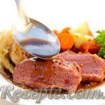 Солонина из говядины