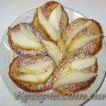 Оладьи яблочно-творожные