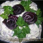 Салат из капусты