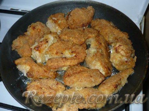 Куриные нагетсы
