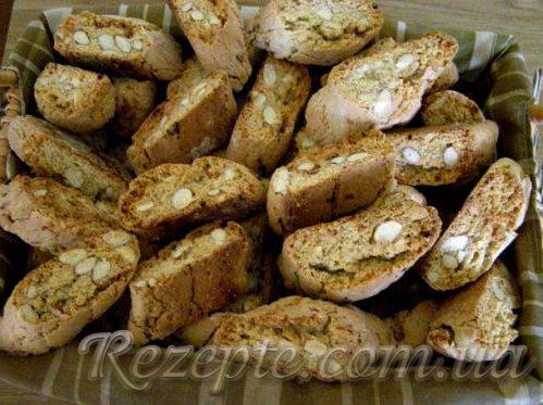 Печенье КАНТУЧЧИ (БИСКОТТО)