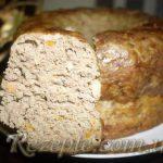 Печёночный хлеб