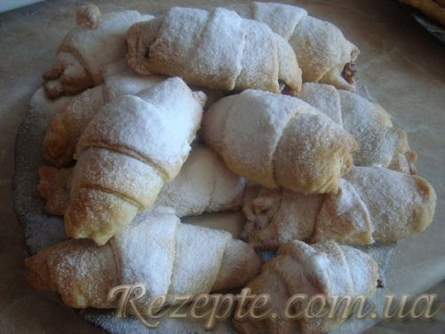 Печенье Рулетики