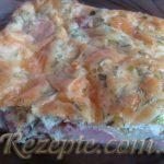 Сырный пирог рецепт №2