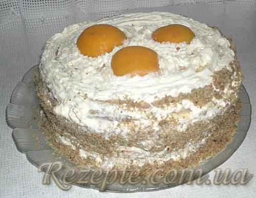 Торт Яичница