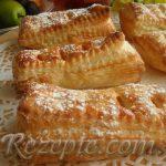 Яблочные мини-штрудли